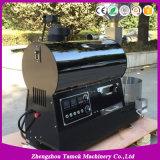 Koffiebrander van de Hitte van het Gas van het Registreerapparaat van gegevens de Beschikbare Elektrische