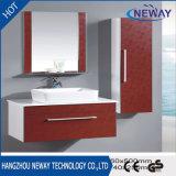 Cabinet de salle de bain classique en mélamine à haute qualité