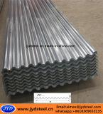 波形の電流を通された鉄シートまたはCgiの鋼鉄屋根ふきシート