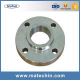 O metal personalizado OEM do forjamento da flange do aço de carbono forjou produtos