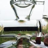 شتاء جديدة تصميم أسود زجاج يدخّن [وتر بيب] ([إس-غب-294])