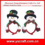 Bandeau de fête de Noël de costume de Noël de la décoration de Noël (ZY14Y37-1-2)
