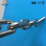 Catena a maglia standard dell'acciaio inossidabile di Ss304 DIN766