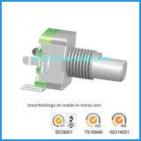 11mm Stijgende Codeur met de Schacht van het Metaal voor Apparatuur Auidio