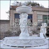 Fontana della scultura di Metrix Carrara per un regalo Mf-814
