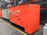 Ce/Soncap/CIQ/ISOの証明の建設プロジェクトのための163kVA Yuchaiの無声ディーゼル発電機