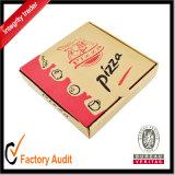 Wellpapppapier fertigen preiswerteste Pizza-Verpackungs-Kästen für Verkauf, Karton-Kasten kundenspezifisch an,