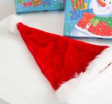 Шлем Santa Claus украшения рождества сбывания высокого качества фабрики мягкий самый лучший