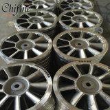 鋳造の鋳造物の部品のためのモーターか自動機械装置または機械で造るか、または機械部品