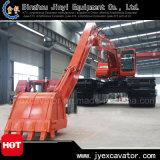 Land und Water Dredging Excavator mit Amphibious Excavator Jyae-420