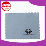 Silk-Screen Printing Microfiber Chamois Cloth für Cleaning Jewelry
