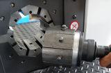 Type mince machine sertissante de boyau de Kangmai pour le boyau avec le coude
