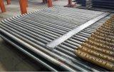 Tubo de aleta para la refrigeración por agua de la caldera, tubo de aleta del panel