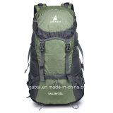 sacs de hausse extérieurs en nylon de montagne d'école de sport de course des sacs à dos 35L