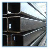 Tubo de acero cuadrado de acero galvanizado