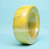 600V fil électrique en nylon de cuivre de PVC Thhn Thwn