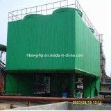 Aire Acondicionado Industrial de flujo de contador de flujo cruzado Agua Torre de refrigeración