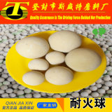 Sfera refrattaria ad alta densità industriale dell'allumina per la molatura di ceramica