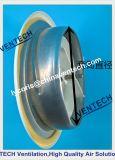 Тарельчатый клапан отражетеля воздуха круглого отражетеля воздуха регулируемый