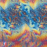 Pellicola di stampa di trasferimento dell'acqua di Hydrographics dell'illustrazione della vernice di Yingcai