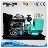 Insieme di generazione diesel di piccola del generatore potenza di motore 93.5kVA 75kw