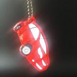 Красный рефлектор PVC автомобиля для промотирования