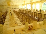 LuxuxHigh Peak Mixed Marquee Tent für Party Weddings