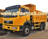 caminhão de descarga do auto 6X4, caminhão FAW