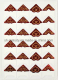 Uitstekend schitterde de Hoek van de Foto van het Document voor de Decoratie van Foto's & van Kaarten