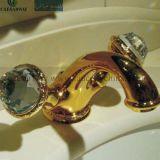 Faucet transversal do misturador da bacia do punho