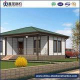 저가 강철 프레임 건축 조립식 건물 Prefabricated 집
