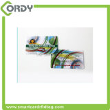 RFID 카드를 인쇄하는 MIFARE DESFire EV1 2K 4K 8k 멤버쉽 관리 로고