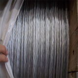 ACSR Conduct Galvanized Steel Wireのための電流を通されたSteel Strand Wire