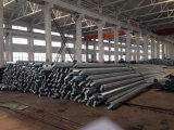 China fêz o borne de aço galvanizado do aço de Pólo