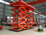 Двойное Scissor Hydraulic Scissor Car Parking System с CE