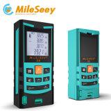 Appareil de contrôle Mileseey de niveau de laser de Digitals de télémètre de laser de mètre de distance de télémètre de laser de S9 40m mini