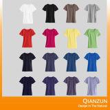 2016의 주문 짧은 소매 다채로운 폴로 t-셔츠