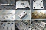 Золотистый резец лазера волокна CNC поставщика для индустрии вырезывания металла