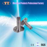 Assi di rotazione su ordinazione dell'asse dell'asta cilindrica dell'OEM, assi di rotazione dell'acciaio inossidabile, assi di rotazione del tornio di CNC
