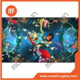 외국인 공격 물고기 사냥꾼 아케이드 게임 물고기 테이블 노름 기계