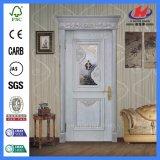 Внутренне двойная деревянная нутряная стеклянная дверь (JHK-G11)