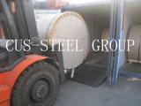 Алюминиевый лист с покрытием/цветом PE&PVDF покрыл почищенную щеткой алюминиевую катушку