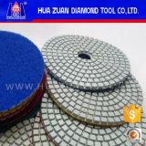 Пусковая площадка диаманта дюйма высокого качества 4-8 гибкая полируя для сбывания