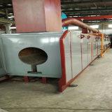 Horno de gas auto de Hreatment del calor de los equipos de fabricación de la carrocería del cilindro de gas del LPG