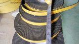 B&Q doppelte mit Seiten versehene Acrylband-Feuerfestigkeit des schaumgummi-1/4*1/4