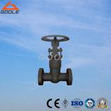 900lb / 1500lb / 2500lb Válvula de vedação de flange de vedação de pressão de aço forjada (GAZ41Y)