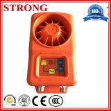 Interphone de système de transmission pour l'élévateur de construction