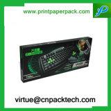 Высокое качество Bespoke коробка черной клавиатуры упаковывая бумажная