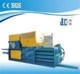 Полуавтоматная машина гидровлической упаковки Hbe100-7070 для картона
