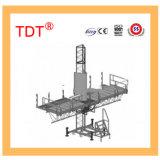 Justierbarer Mast-kletternde Arbeitsbühnen Wuxi-Huake Tdt